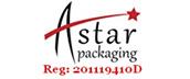 豪润合作客户:Astar packaging