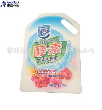 洗衣液包装