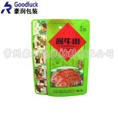 肉制品站立袋