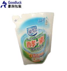 洗衣液自立袋